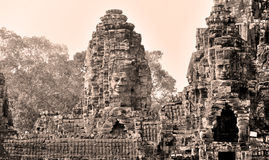 Details of the Bayon Stock Photography