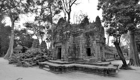 Details of the Bayon Stock Image