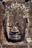 Details of the Bayon Royalty Free Stock Images