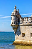 Details of Belem Tower Stock Images