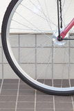 Details of bicycle wheel Stock Photos