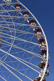 Ferris wheel, Prater, Vienna Stock Photo