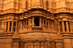 Details binnen Jaisalmer-fort Royalty-vrije Stock Foto's