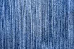 Details of blue jean Stock Photos