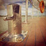 Details boat Royalty Free Stock Photos