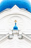 Details of Bogolubovo monastery. Stock Images