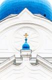 Details of Bogolubovo monastery. Stock Images