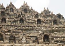 Details of Borobudur temple near yogyakarta on Java island, Indo. Nesia Royalty Free Stock Photography