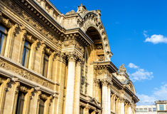 Details of Brussels Stock Exchange Royalty Free Stock Photo