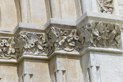 Details of a building at Christ Church Royalty Free Stock Photography