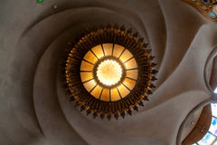 Details from Casa Batllo. Barcelona - Spain Royalty Free Stock Photography
