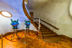 Details of Casa Batllo Royalty Free Stock Images