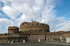 Details of Castel Santa'angelo Stock Photos
