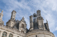 Details Chambord Stock Photography