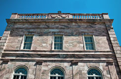 Details of Charles Ringling's Mansion Stock Photos