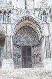 Details Chartres Stock Photography