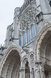 Details Chartres Stock Photo