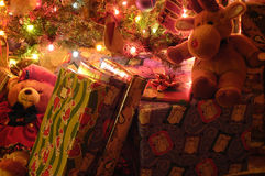 Details of Christmas Stock Image