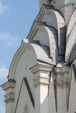 Details of church of the Ascension in Kolomenskoye Royalty Free Stock Photos