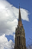 Details Church in Subotica Stock Images