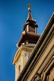 Details Church in Subotica Royalty Free Stock Photo