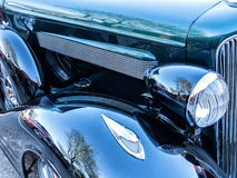 Details, classic car Stock Photography