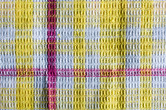 Pattern of cloth Stock Image