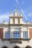 Details of Cloth Hall  Sukiennice, Main Market Square, Krakow,Poland Royalty Free Stock Photos