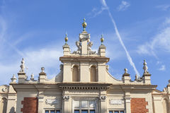Details of Cloth Hall ( Sukiennice), Main Market Square, Krakow,Poland Royalty Free Stock Image