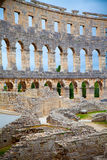 Details of colosseum Stock Images