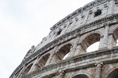 Details of the Colosseum Stock Photography