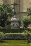 Details corners of Malaga Royalty Free Stock Images