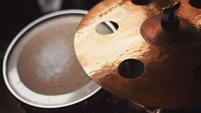 Details of a Cymbal Stock Photography
