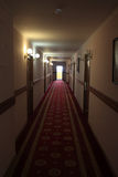 Details of dark corridor Stock Images