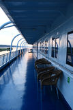 Details of deck and cabins Royalty Free Stock Photos