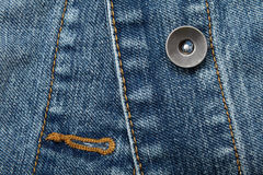 Details of denim Royalty Free Stock Images