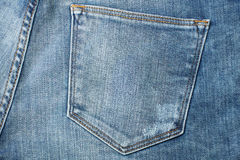 Details of denim Stock Photos