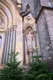 Details der Kirche von St. Ludmila Lizenzfreie Stockbilder
