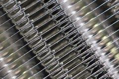 Details des Automotorheizkörpers Stockbilder