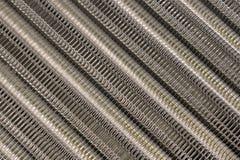 Details des Automotorheizkörpers Lizenzfreies Stockbild
