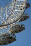 Details des London-Auges Stockfoto