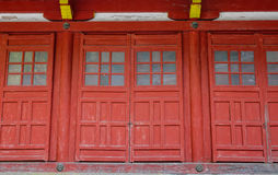 Details des Tempels in Nikko, Japan Lizenzfreies Stockbild