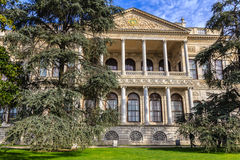 Details of Dolmabahce palace Stock Images