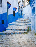 Details and doorways of Morocco Stock Photography