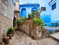 Details and doorways of Morocco Stock Photo