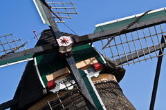 Details of a dutch windmill Stock Images