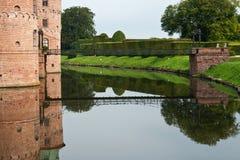 Details Egeskov castle Funen Denmark Royalty Free Stock Images