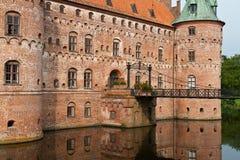 Details Egeskov castle Funen Denmark Royalty Free Stock Image