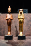 Details from an Egyptian museum. In Munich Germany Royalty Free Stock Photos