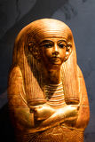 Details from an Egyptian museum Stock Images